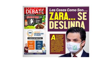 Photo of Las Cosas Como Son…. ZARA… SE DESLINDA