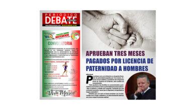 Photo of APRUEBAN TRES MESES PAGADOS POR LICENCIA DE PATERNIDAD A HOMBRES