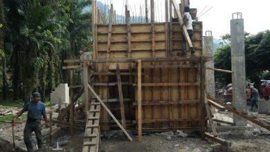 Photo of En Solosuchiapa se avanza con la Construcción del banco Bienestar
